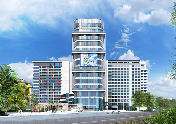 Olympic University with hotels 3*,4*,5* in Sochi